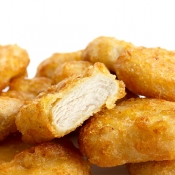 Chicken: Breaded Chicken Tenders