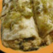 Authentic Chicken Enchiladas