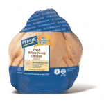 **Free with $50 purchase!: Perdue Whole Bagged Fryer Chicken**