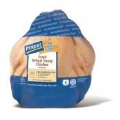 Chicken: Perdue Whole Bagged Fryer Chicken
