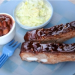 Honey-Chipotle Ribs