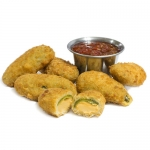 Snacks: Jalapeno Poppers (Cheddar Cheese)