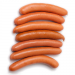 Dearbourne All Meat Natural Casing Wieners