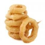 Snacks: Beer Battered Onion Rings