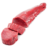 Beef: A Whole Beef Filet (Tenderloin)
