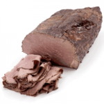 Deli: Sliced Cooked Roast Beef