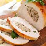 Chicken: Oven Ready Stuffed Breasts