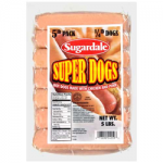 Deli: Sugardale and Ball Park Super Dogs (Case)