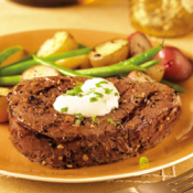 Beef Tenderloin with Horseradish Cream Sauce