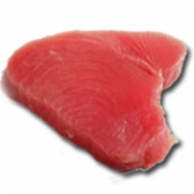 Fish: Individually Quick Frozen Tuna Steaks