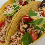 Lean Mean Turkey Tacos