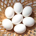 Eggs: 1 Dozen Large