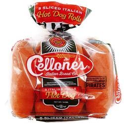 Deli: Cellone's Italian Hot Dog Rolls