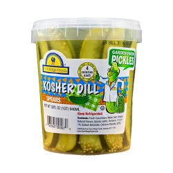 Grocery: Pickle Spears - Kosher Dill
