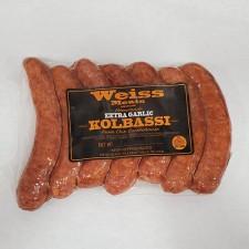 Weiss' Own Kolbassi (Extra Garlic)