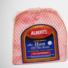 Ham: Albert's Boneless Ham Quarters