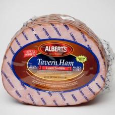 Ham: Albert's 1/2 Boneless Tavern Ham