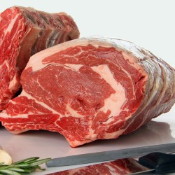 Beef: USDA Rib Eye / Delmonico (Bone in)