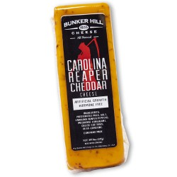 Deli: Carolina Reaper Cheese