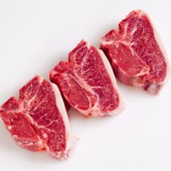 Lamb: Pure Bred Loin Chops