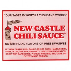 Grocery:  Famous New Castle Chili Sauce
