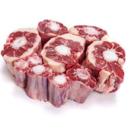 Beef: Oxtails (cut)