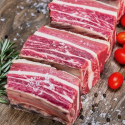 Beef: Choice Chuck Short Ribs