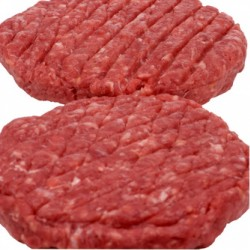 Weiss' Own Angus All Beef Burgers (80/20)