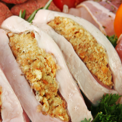 Pork: Stuffed Center Cut Chops