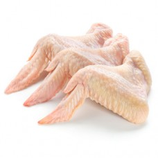Chicken: Wings - Small Whole Chicken Wings (10 lbs)